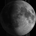 Растущая Луна после первой четверти