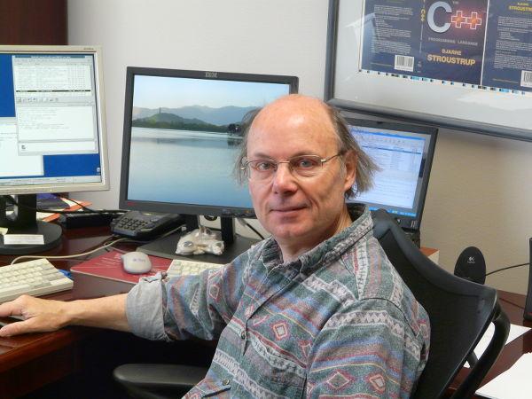 Bjarne Stroustrup - создатель языка C++